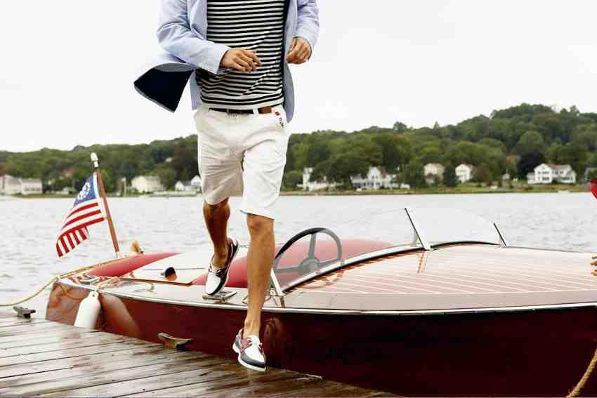 Comment bien porter des chaussures bateau?