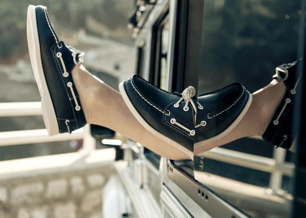 Comment s'habiller avec des chaussures bateau?