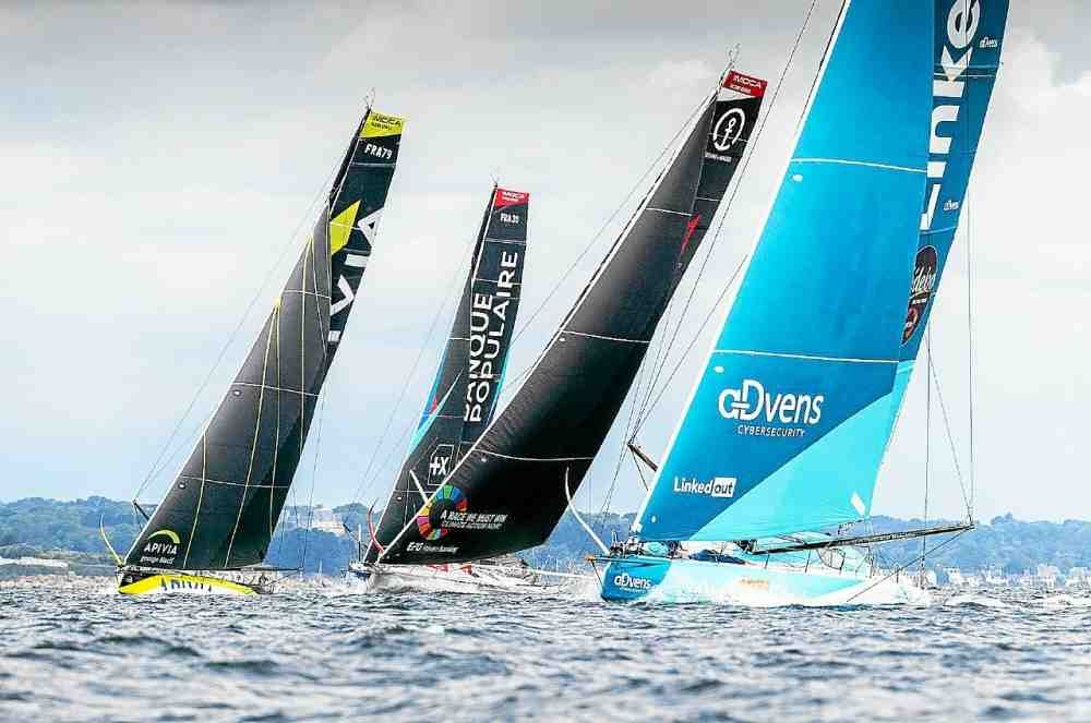 Où sont les skippers du Vendée Globe 2020?