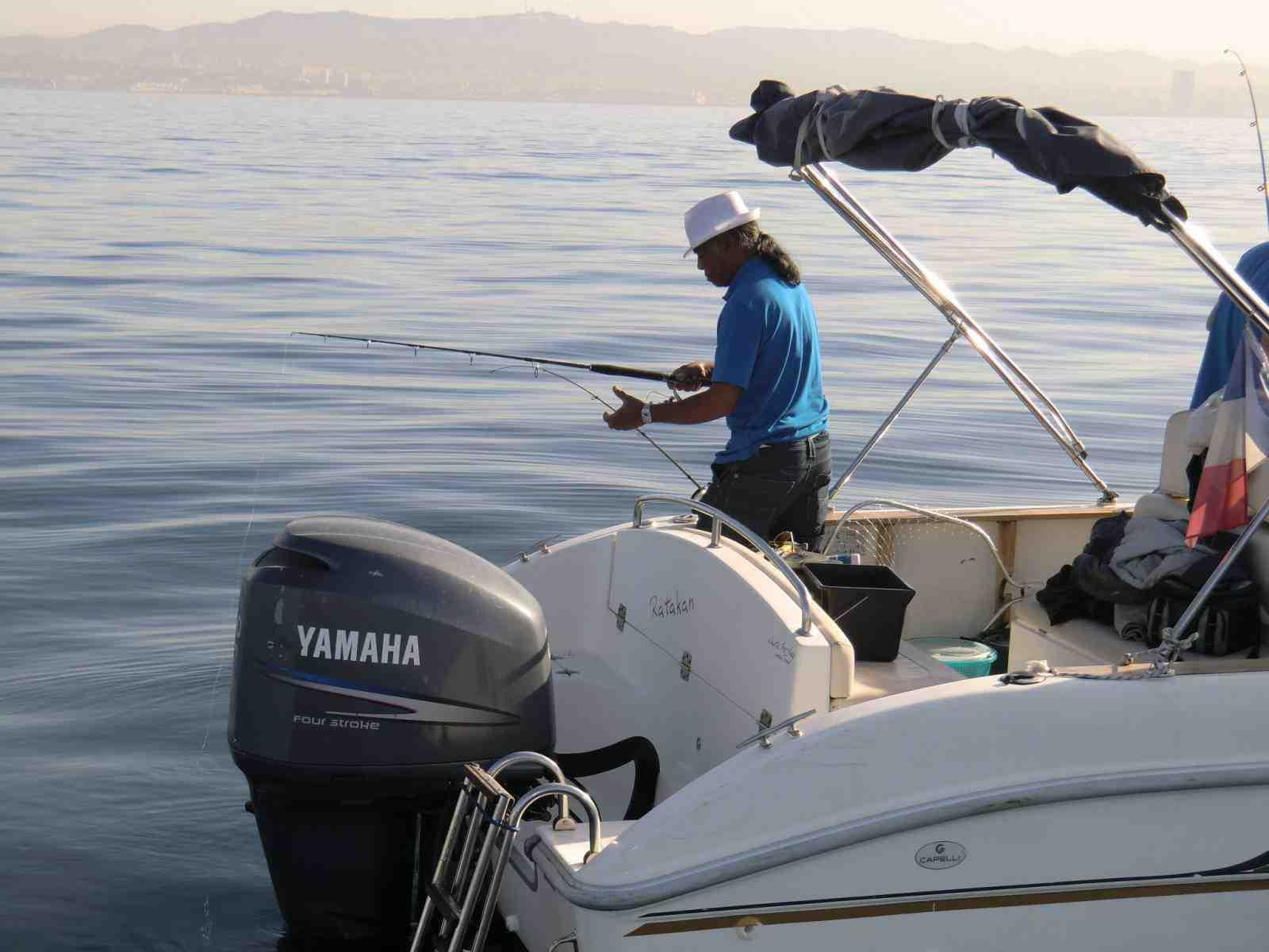 Quel bateau choisir pour la pêche en mer?