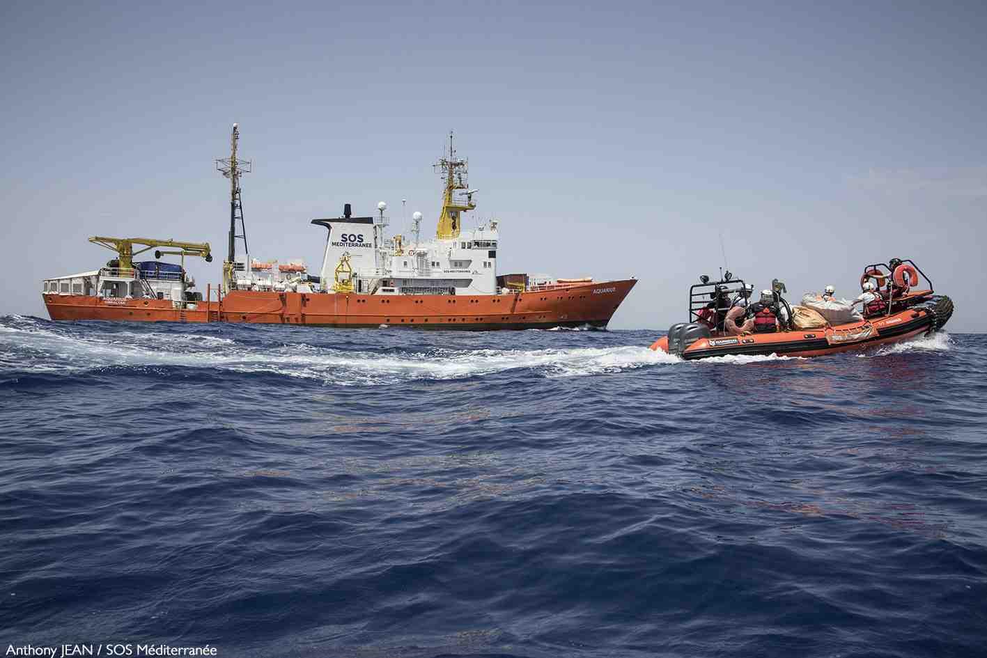 Quel navire est transatlantique?