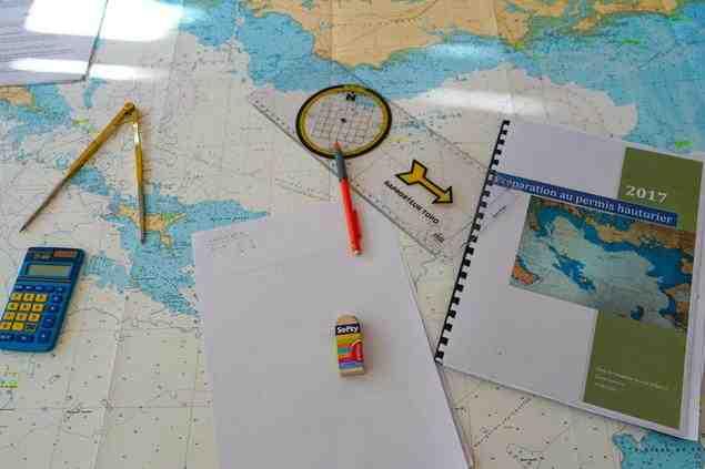 Quelle longueur de bateau avec permis côtier?