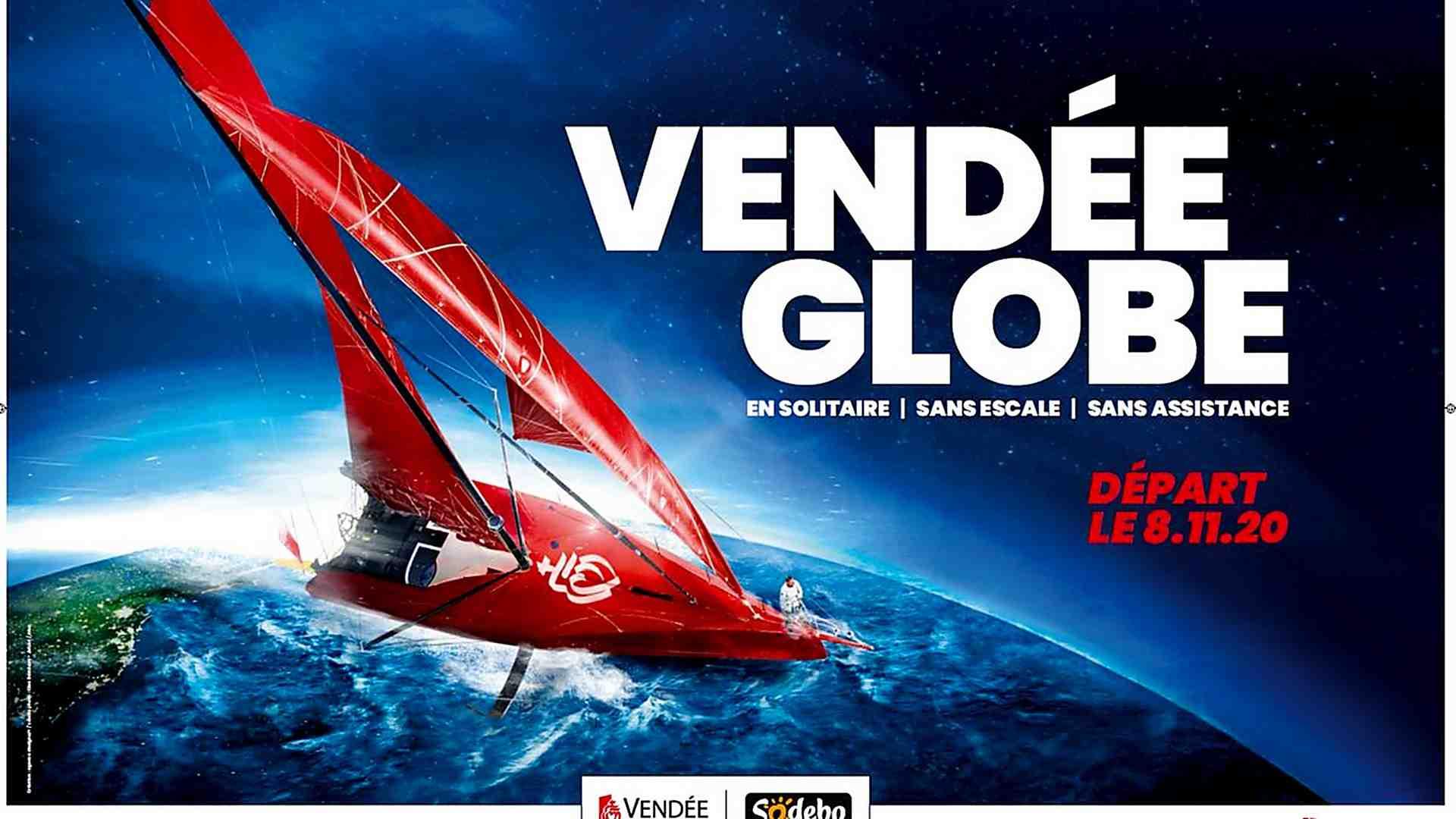Qui est le premier du Vendée Globe 2020?