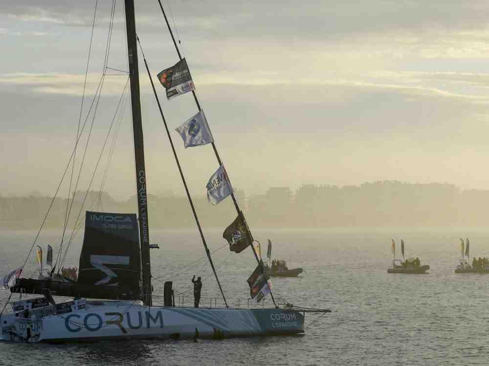 Qui sont les 33 mécènes du Vendée Globe?