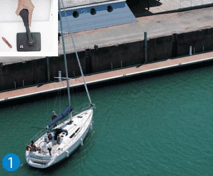 Comment arrêter un bateau?