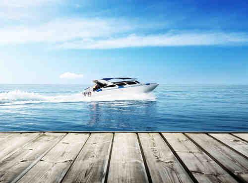 Comment démonter un bateau sans permis?