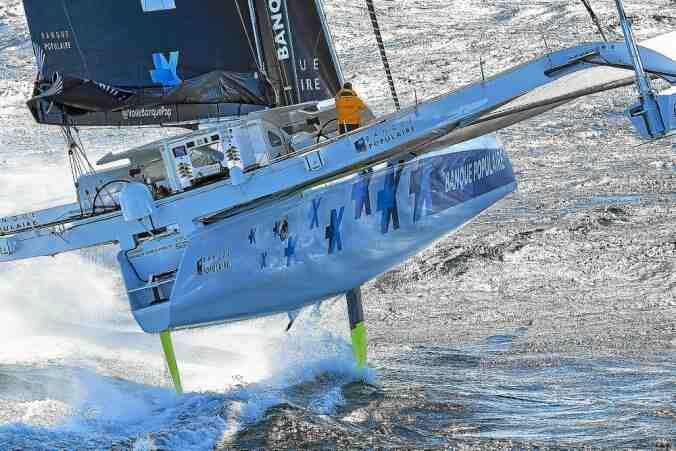 Comment naviguer sur un voilier?