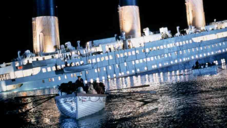 Où étaient les corps des naufragés du Titanic?