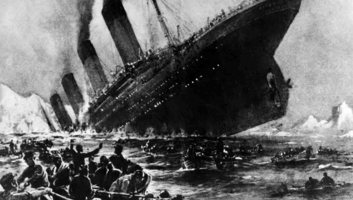 Pourquoi le Titanic n'a-t-il pas vu cet iceberg?