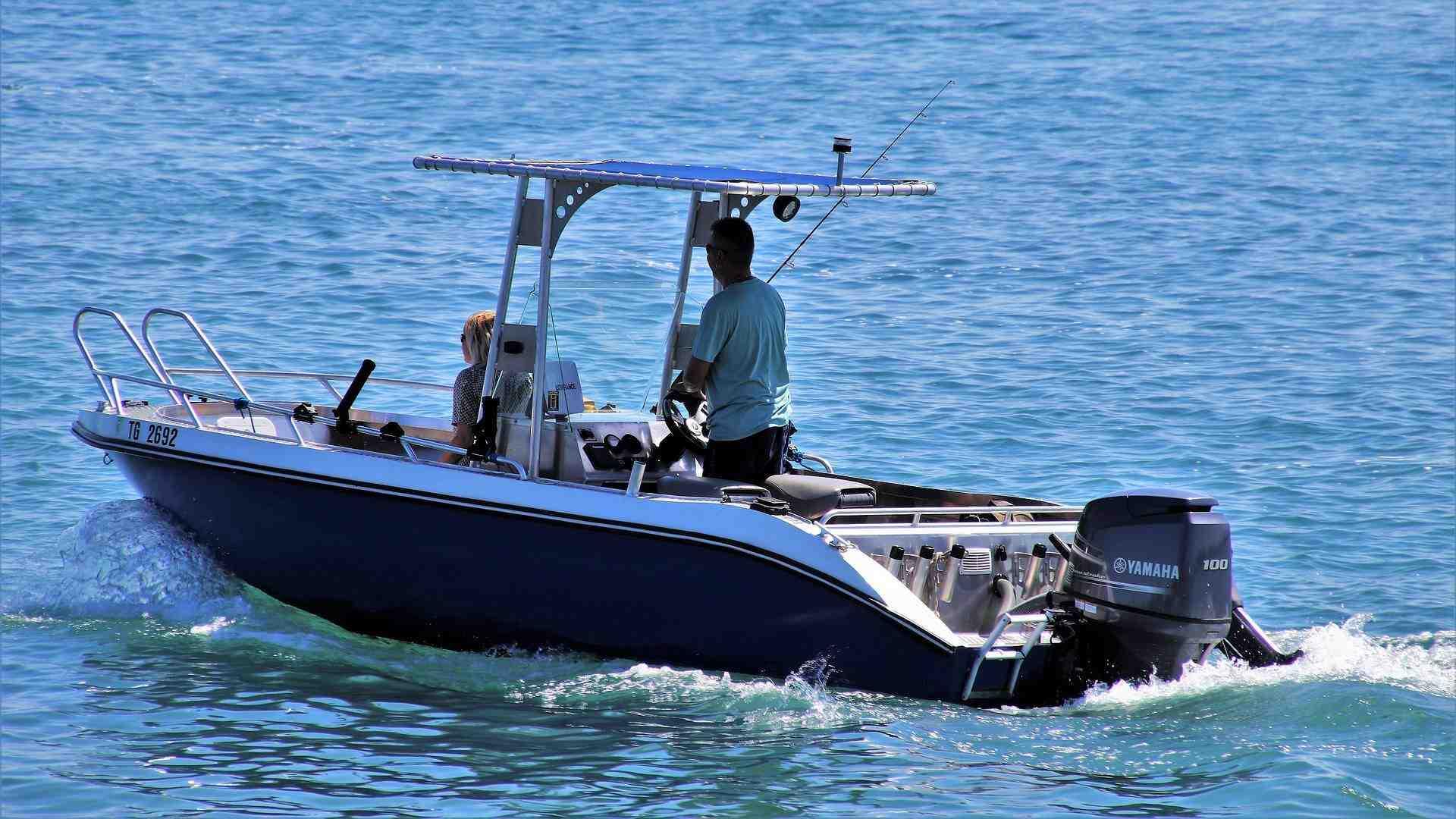 Quel bateau à distance sans permis?