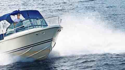 Quel genre de bateau sans permis?