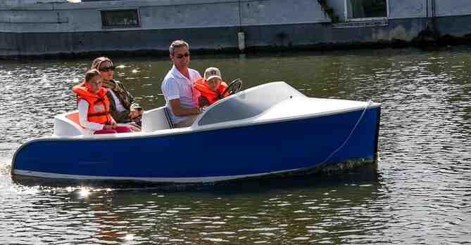 Quel type de bateau n'est pas autorisé?