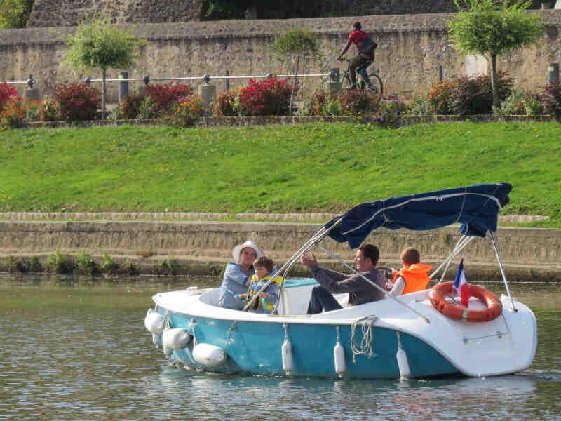 Quel type de permis pour voyager en bateau?