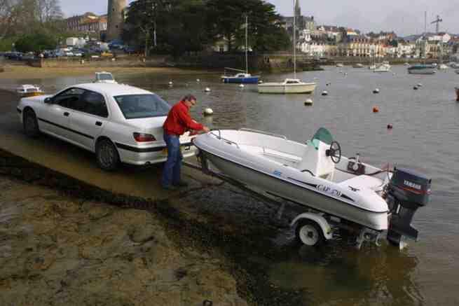 Quelle distance bateau sans permis?