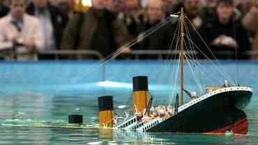 Le Titanic n'aurait-il pas pu couler?