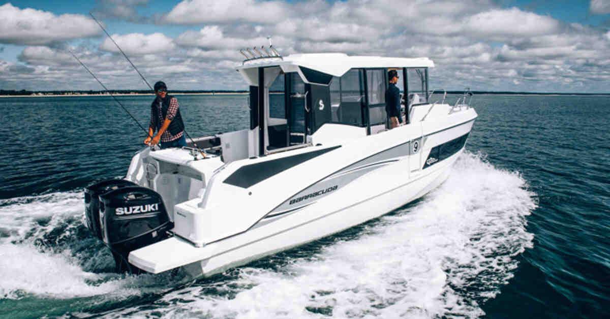 Quel est le meilleur bateau de pêche à la journée?