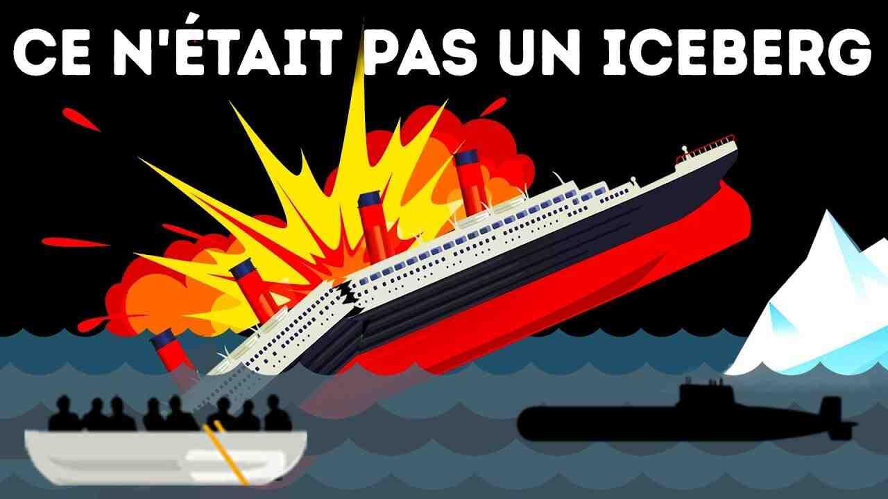 Quel est le voyage du Titanic?