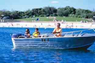 Quel moteur pour un bateau de 4m?
