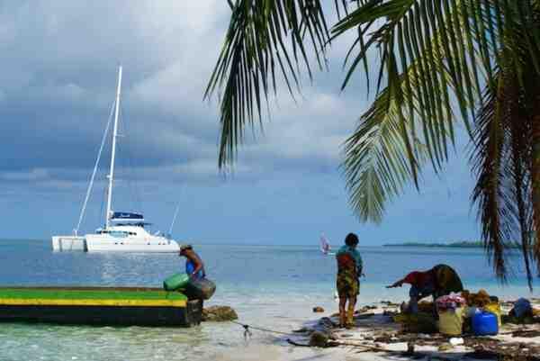 Quel voilier pour traverser l'Atlantique?