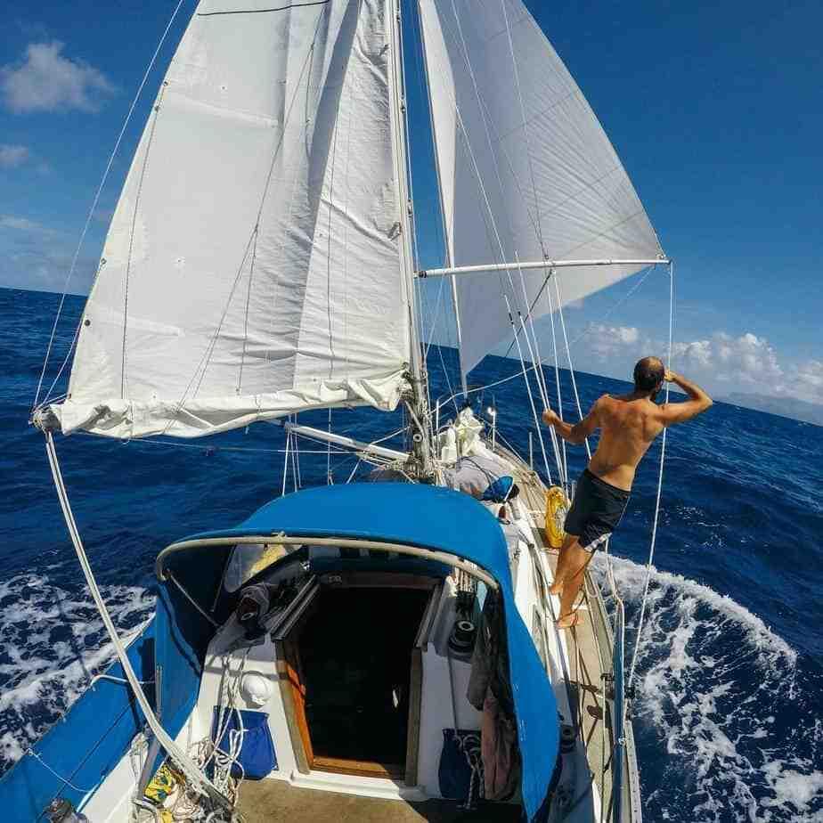 Quelle taille de voilier pour naviguer seul?