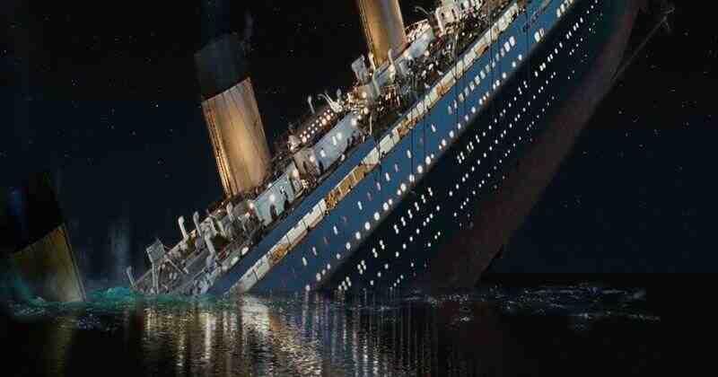 Quelles sont les causes du naufrage du Titanic?