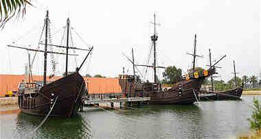 Quels étaient les quatre buts de Christophe Colomb?
