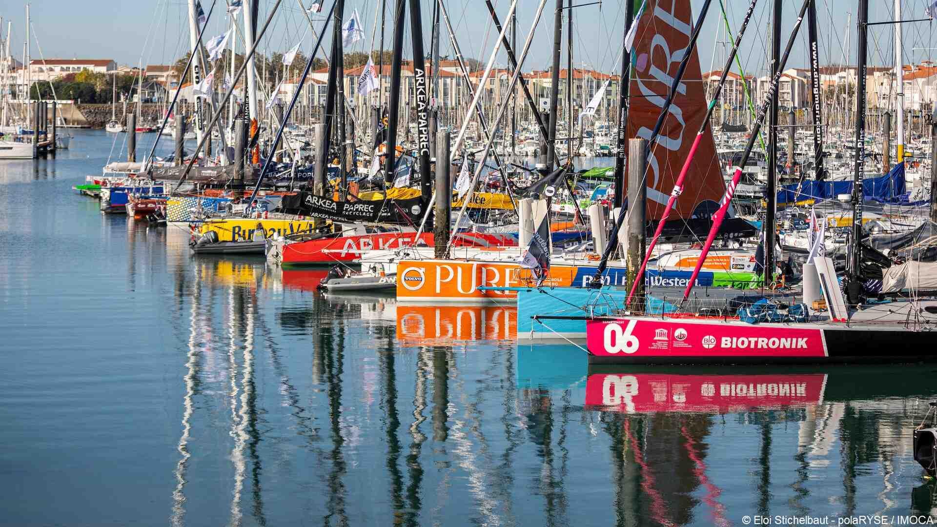 Comment sont les Vendée Globe Boats?