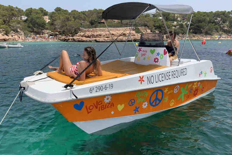 Quelle puissance pour un bateau sans licence?