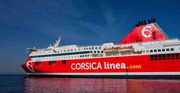 Comment changer de carte pour Corsica Ferries ?