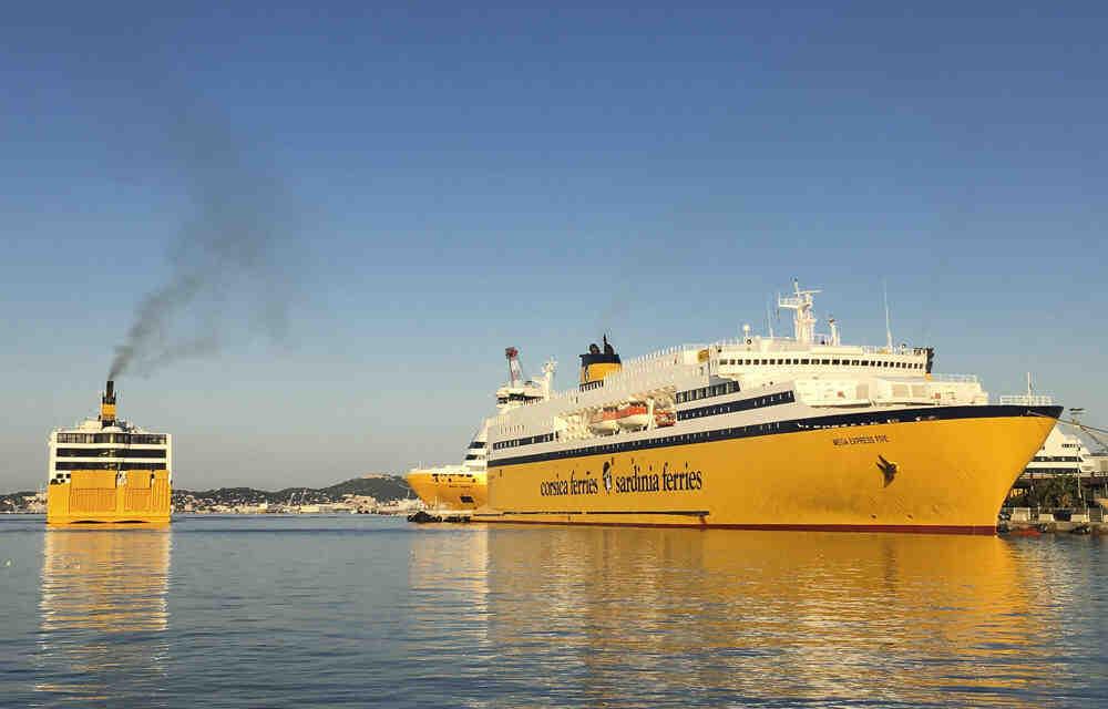 Comment obtenir une facture Corsica Ferries ?