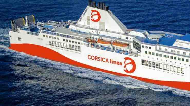 Comment puis-je changer la carte de Corse Linea ?