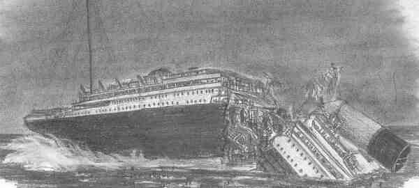 Comment se passe la catastrophe du Titanic aujourd'hui ?