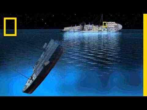 Où est le Titanic maintenant ?