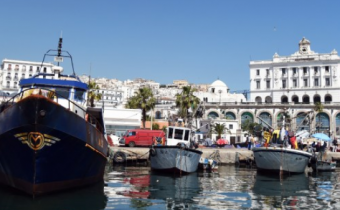 Où prendre le bateau pour Alger ?