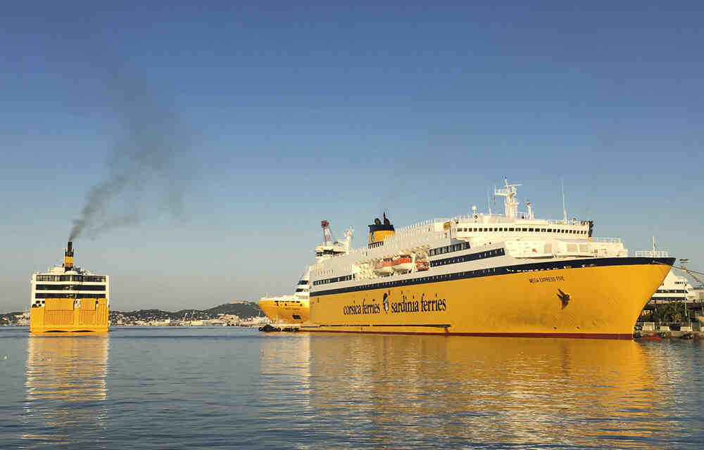 Où prendre le ferry pour Bastia ?