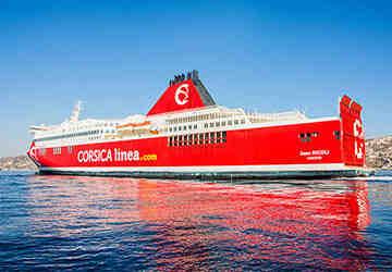 Où prendre le ferry pour la Corse en Italie ?