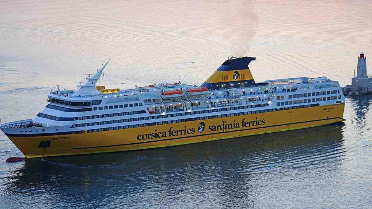 Quel est le bateau le plus rapide pour la Corse ?