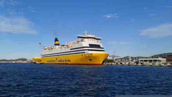 Quel est le navire le plus rapide de Corse ?