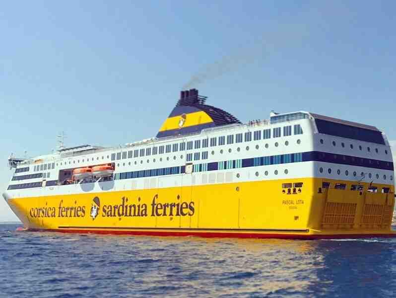Quel ferry pour Bastia ?