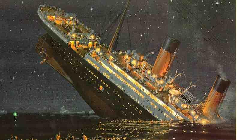 Quel genre de navire était le Titanic ?