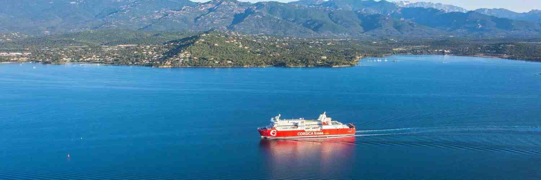 Quelle compagnie de ferry pour la Corse ?