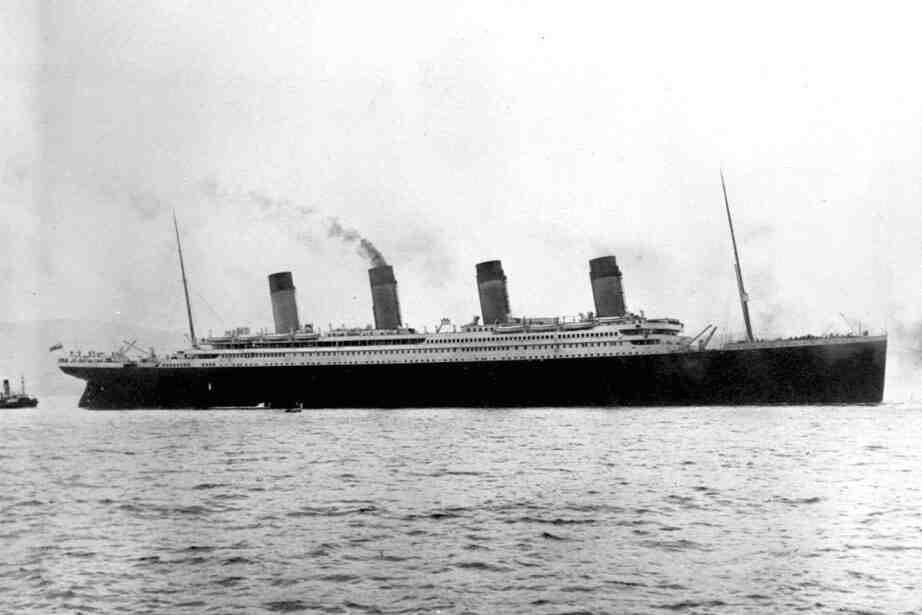 Quelle est la profondeur du Titanic ?
