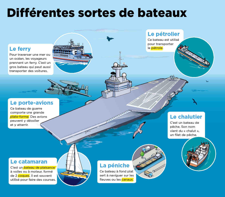 Quelles sont les principales catégories de navires de croisière ?