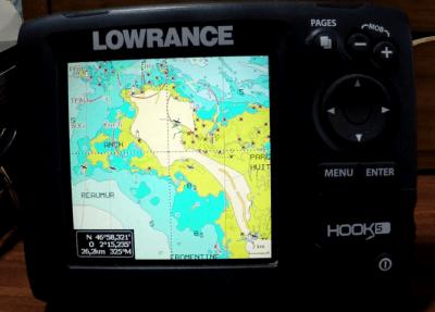 Comment fonctionne un sondeur GPS ?