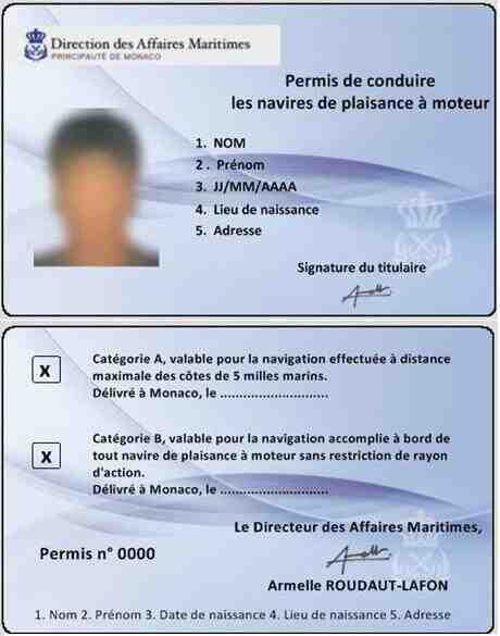 Comment obtenir la licence ?