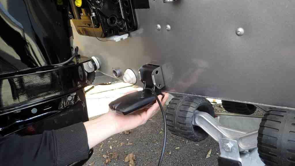 Comment pêcher avec un coupeur de profondeur ?