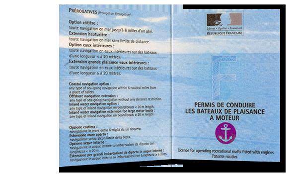 Comment savoir si ma licence de navire est toujours valide ?