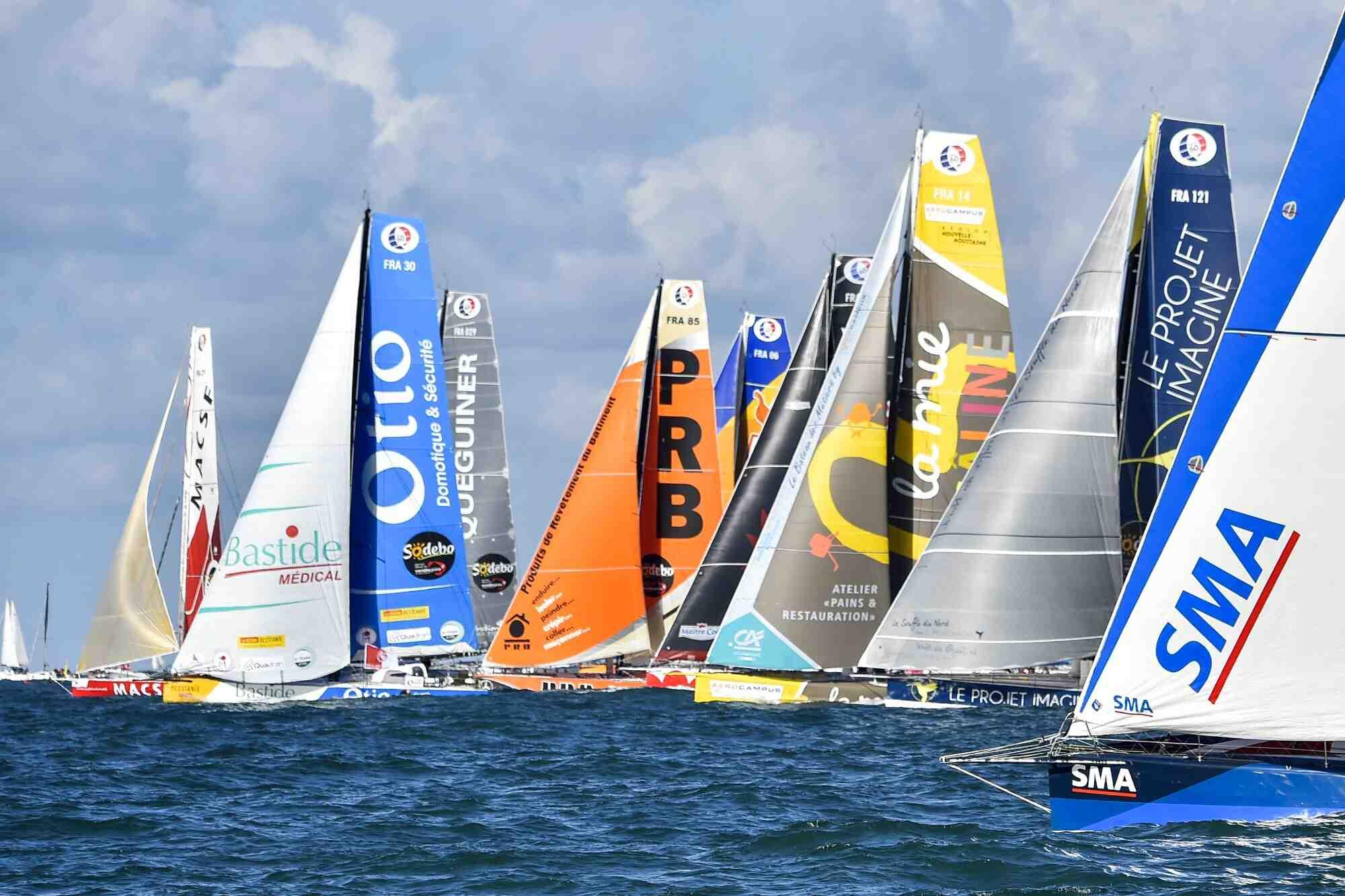 Où sont les capitaines du Vendée Globe 2020 ?