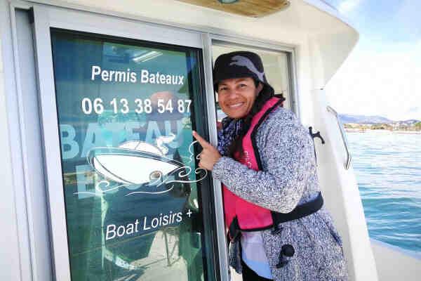 Y a-t-il un permis bateau ?